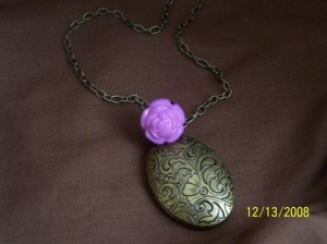 Nana's Memories by The Pink Locket