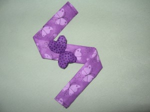Purple Dog Collar-$2.75 from Mimi and Colette
