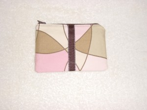 Pink Mod Purse-$3 from Sherry Bags