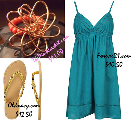 Summer Outfit for Under $35