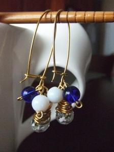 Royal Fall Earrings