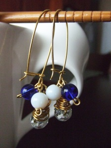 Royal Fall Earrings