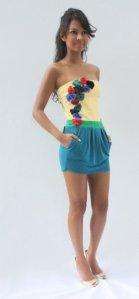 Lubica Slovak Dress