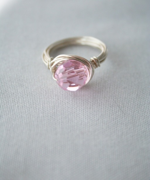 Pink Glory Sterling Silver 1pg