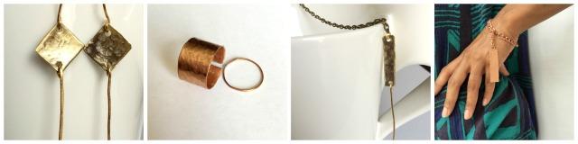 Modern Minimalist Jewelry