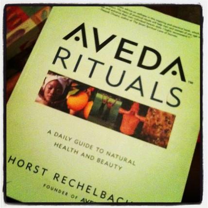 Aveda Rituals Book