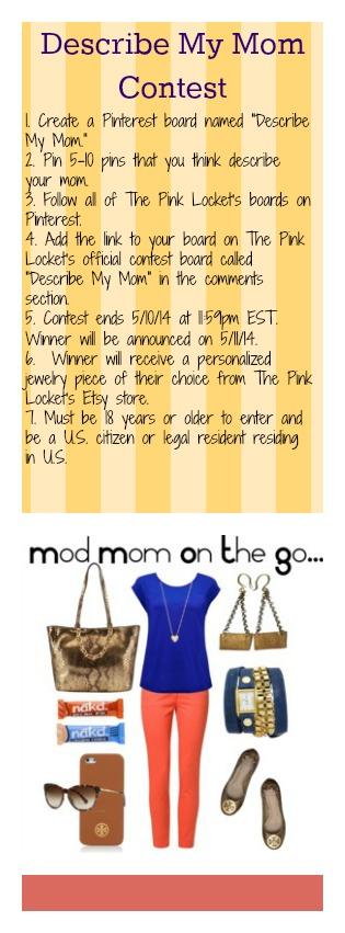Describe My Mom Contest