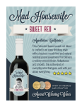 Mad Housewife Sweet Red