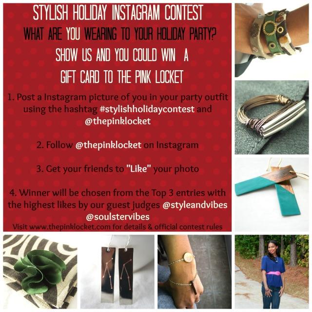Stylish Holiday Instagram Contest