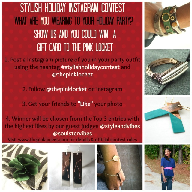 Stylish Holiday Instagram Contest