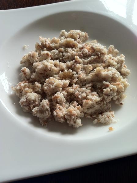 Almond Brown Sugar Body Scrub