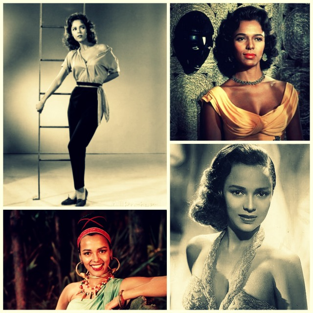 Dorothy Dandridge Collage