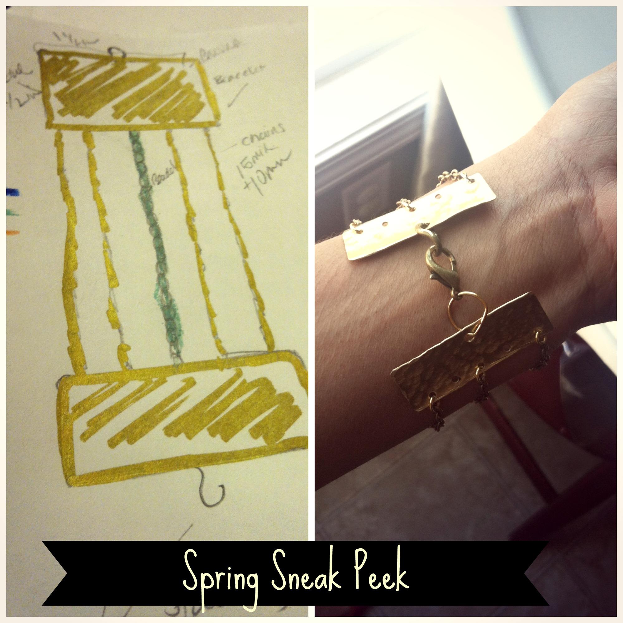 Spring Sneak Peek Bracelet