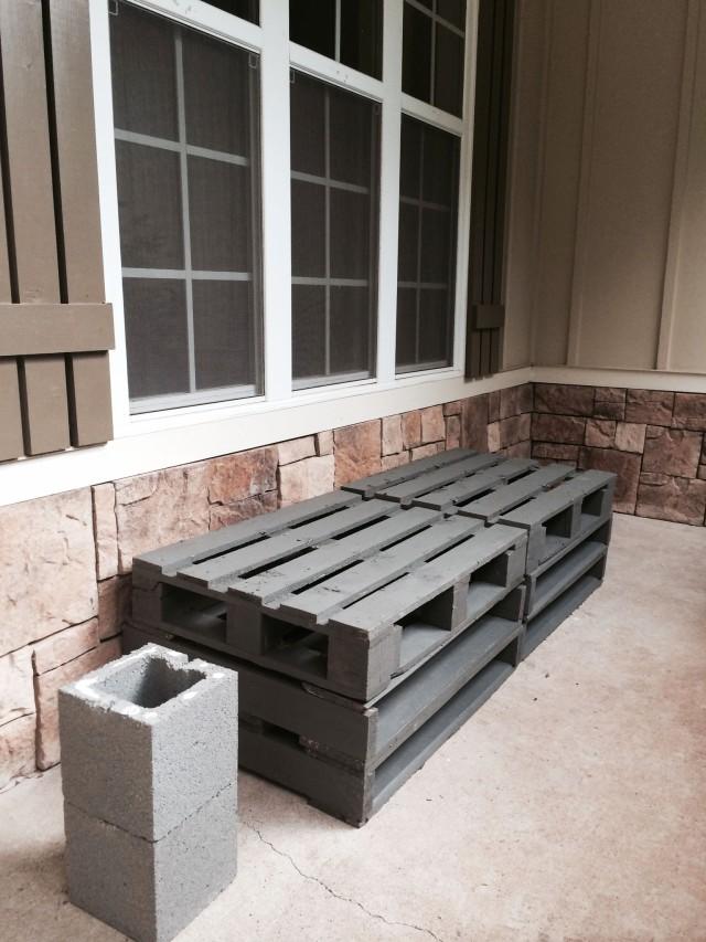 Pallet setup 1