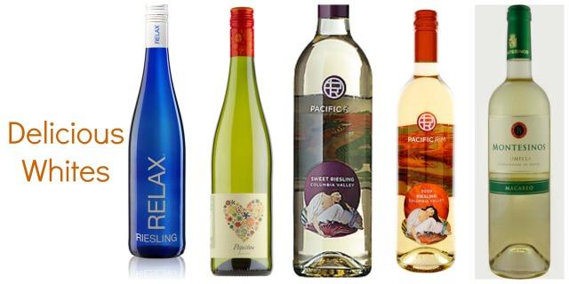 Delicious White Wines