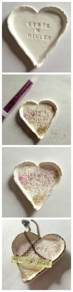 DIY Jewelry Dish 2