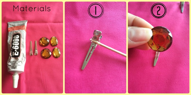Shoe Clip Steps 1 and 2