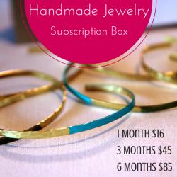 NEW! Indie Designer Jewelry